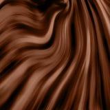 свирль шоколада темная Стоковое Изображение RF