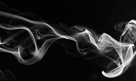 Свирли дыма Abstarct Стоковые Фотографии RF