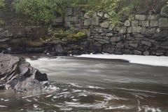 Свирль воды Стоковые Фото