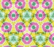 свирль картины конструкции предпосылки цветастая Стоковые Изображения RF