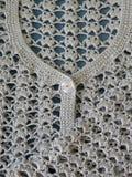 свитер вязания крючком Стоковые Фотографии RF