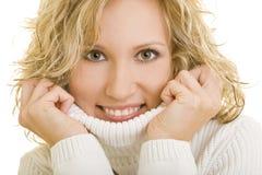 свитер теплый Стоковые Фотографии RF