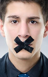 Свобода слова Стоковые Изображения RF