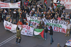 свободное Газа Стоковая Фотография RF