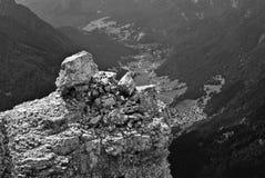 свободное mounain Стоковая Фотография