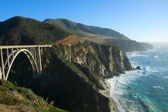 свободный полет california Стоковое Изображение