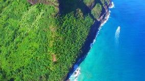 Свободный полет Na Pali видеоматериал