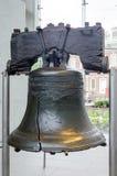 Свобода колокол в Филадельфии Стоковое фото RF