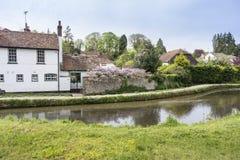 Свободная деревня, Кент, Великобритания Стоковая Фотография