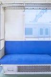 Свободные места в поезде cummuter Стоковое фото RF