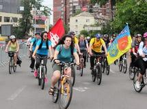 Свободный задействуя марш Стоковая Фотография RF