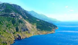 свободный полет Хорватия Стоковые Изображения