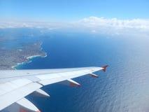свободный полет Стоковое Изображение RF