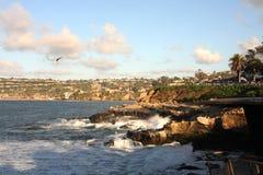свободный полет california южный Стоковое Изображение