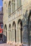 Своды Dom St Patrokli в Soest стоковые фото