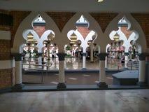 Своды Masjid Jamek Стоковые Изображения RF