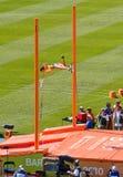 свод полюса атлетики Стоковое Изображение RF