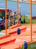 свод полюса атлетики Стоковое фото RF