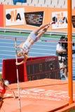 свод полюса атлетики Стоковая Фотография