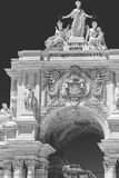 Свод Augusta стоковое фото rf