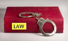 Свод законов и закон Стоковые Изображения RF