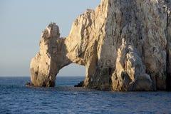 Свод конца земли в Cabo San Lucas, Мексике Стоковое Фото