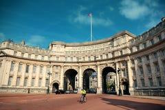 Свод Лондон Адмиралитейства стоковые изображения rf