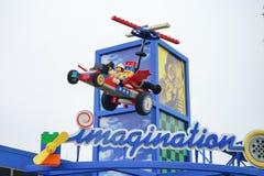 Свод парка воображения в Legoland Флориде Стоковое Фото