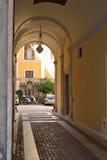 Свод Рима Стоковое Фото