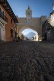 Свод Санты Каталины, Антигуа, Гватемала Стоковое фото RF