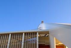 Свод стадиона Моисея Mabhida Стоковые Изображения