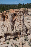 Своды и пещеры на каньоне Bryce Стоковая Фотография RF