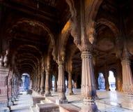 Своды королевской архитектуры в Indore Стоковые Изображения RF