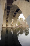 Своды моста Стоковая Фотография RF