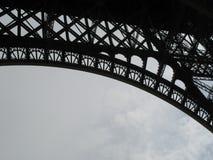 Свод Эйфелева башни Стоковое Фото