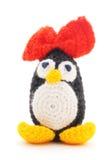 Связанная игрушка Стоковое Фото