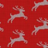 Связанная картина оленей Стоковое Изображение RF
