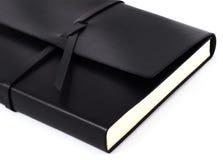 связанная кожа дневника Стоковые Изображения RF