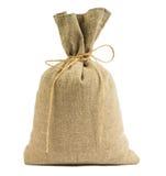 Связанная сумка Стоковое Фото