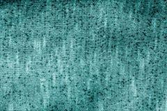 Связанная текстура в cyan тоне Стоковое Изображение