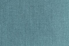 Связанная шерстяная ткань цвета бирюзы Стоковые Изображения
