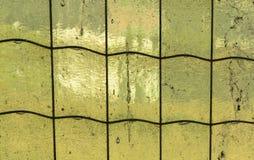 Связанное проволокой стекло Защитное стекло изготовлено главным образом как огнезамедлительное Справочная информация Изображение  стоковые изображения