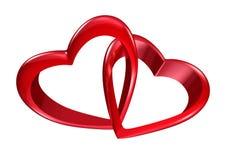 связанные сердца 2 иллюстрация штока