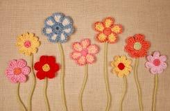 Связанные цветки Стоковые Изображения RF