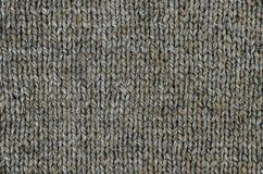 связанные шерсти текстуры Стоковые Изображения RF