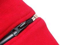 связанный красный цвет пуловера Стоковые Фотографии RF