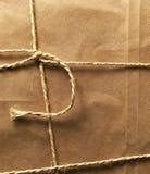 связанный пакет стоковая фотография