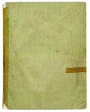 связанный тесьмой тип картины края предпосылки 1950s старый Стоковое фото RF