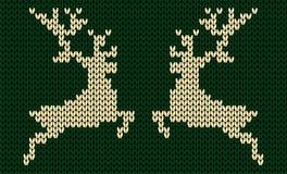 2 связанных оленя бесплатная иллюстрация
