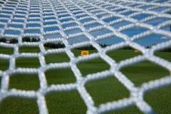 Связи ловят сетью небо перемета плетения цепи сети сети Стоковые Фото